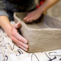1.c. Keramika - MODELOVÁNÍ, FORMY, DEKORY